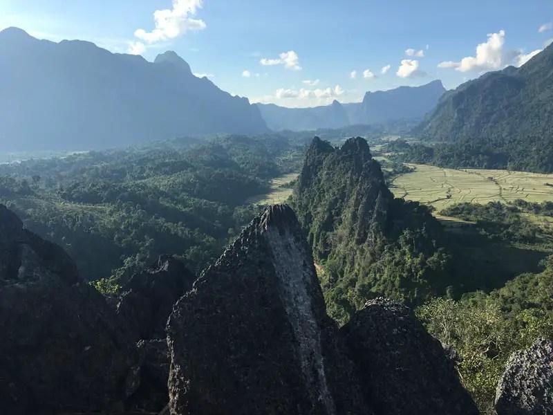 Laos Aussichtspunkt