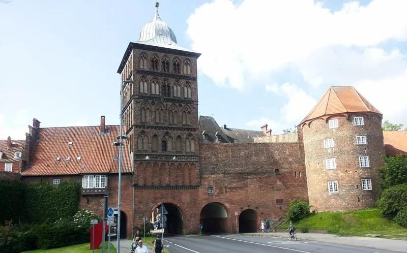 Lübeck Burgtor