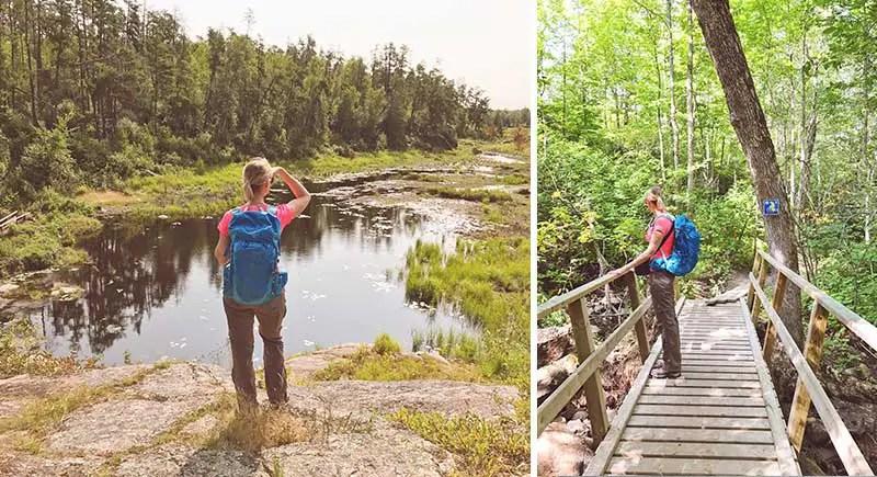 Manitoba Rundreise Kanada Whiteshell Park