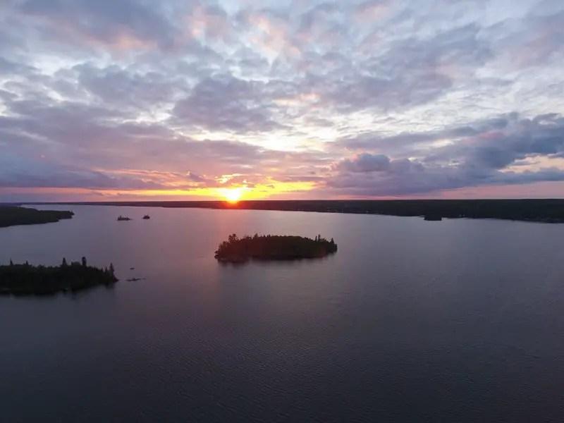 Manitoba Rundreise Kanada Falcon Lake