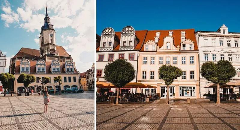 Naumburg Sehenswürdigkeiten Stadtbesichtigung