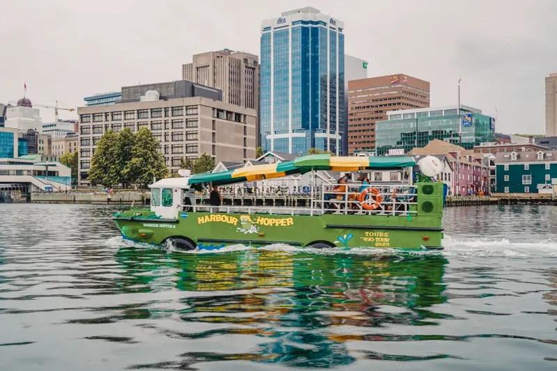 Nova Scotia Tipps: Citytour in Halifax