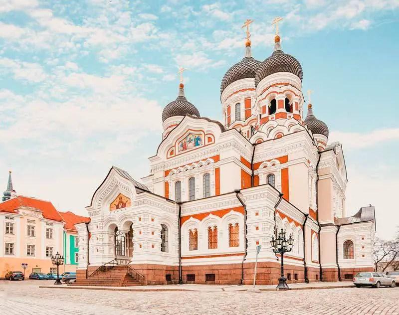 Osterurlaub Kurztrip nach Tallinn