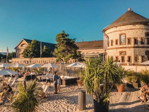 Wiesbaden Ausflugstipps Reduit Kastell