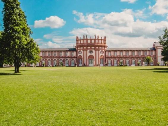 Wiesbaden Städtereise – Biebricher Schloss