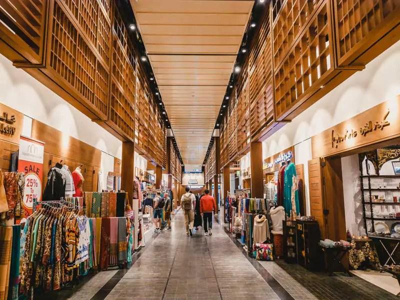 Souk - Abu Dhabi Reisgids