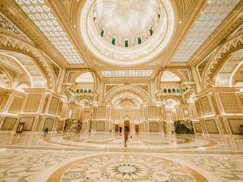 Qasr Al Watan von innen