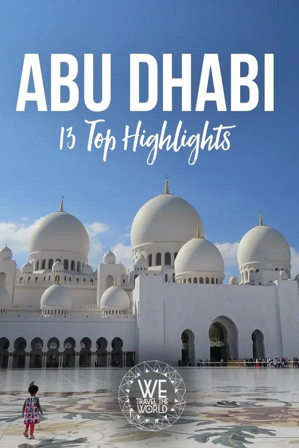 Abu Dhabi Reise: Unsere Abu Dhabi Tipps und Highlights #abudhabi #inspiration #reiseziele