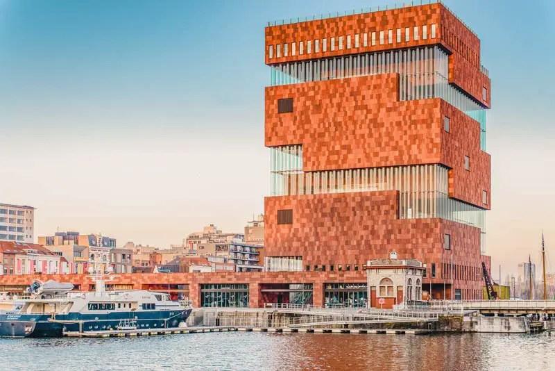 Mueseum an de Stroom - Attracties in Antwerpen