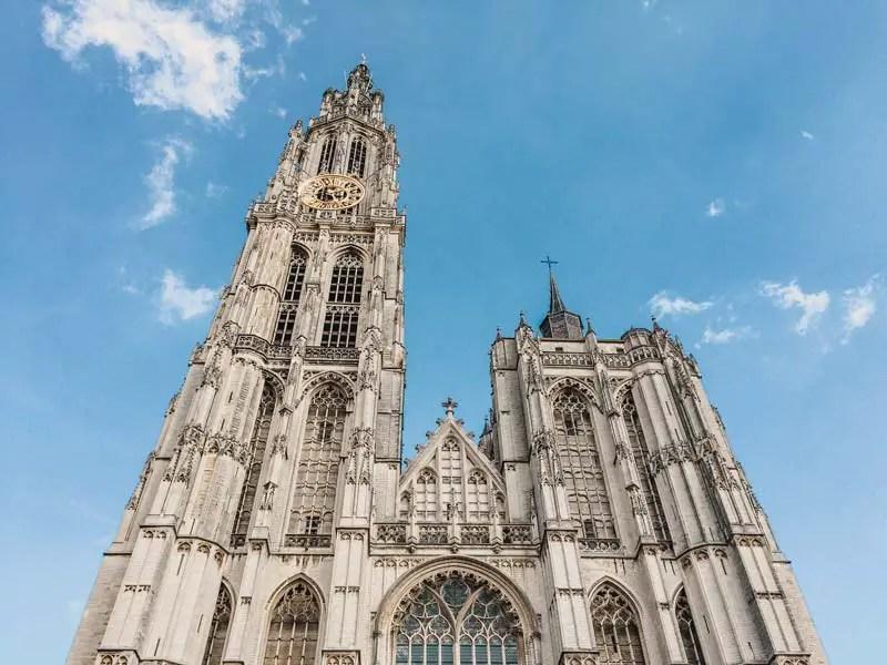 Onze-Lieve-Vrouwekathedraal - bezienswaardigheden van Antwerpen