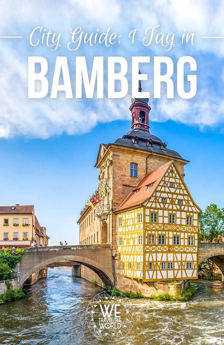 Bamberg Sehenswürdigkeiten für deinen Deutschland Kurzurlaub