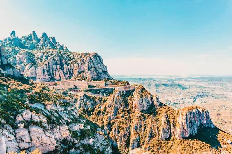 Barcelona Highlights Montserrat