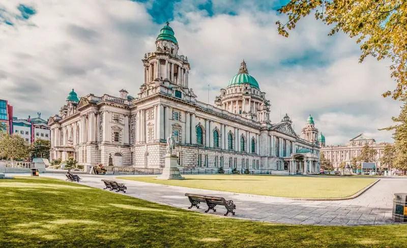 Stadhuis - Attracties in Belfast