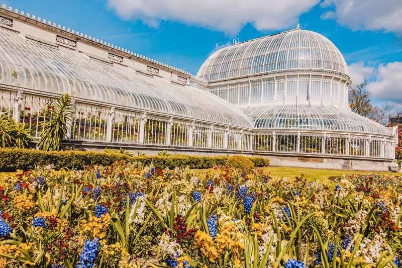 Botanic Garden - Attracties in Belfast