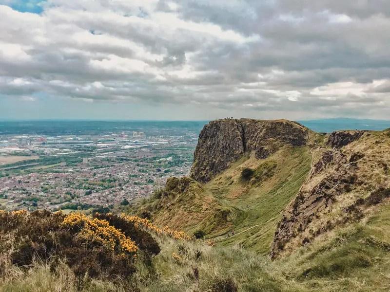 Cave Hill - Attracties in Belfast