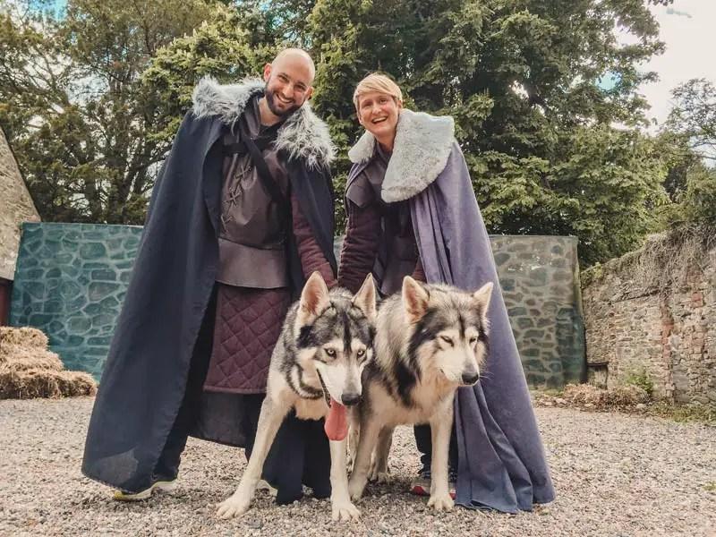 Game of Thrones Winterfell – Belfast Sehenswürdigkeiten