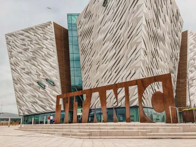 Titanic Belfast - Belfast Attracties