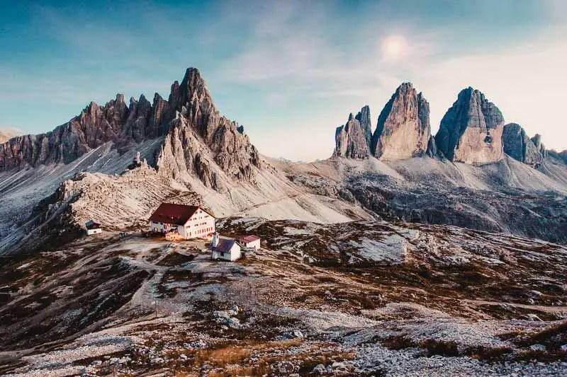 Dolomiten – Die besten Treks der Welt | Schönste Trekkingtouren weltweit