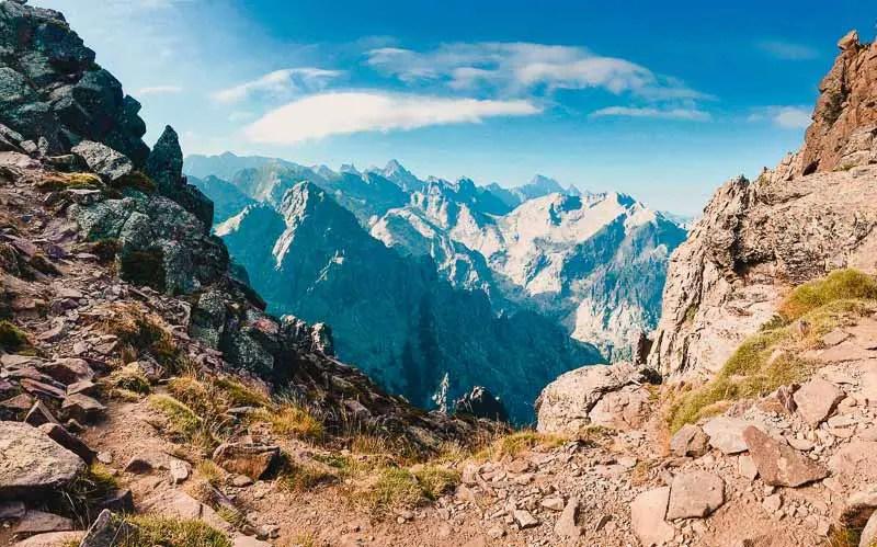 GR20 – Die besten Treks der Welt | Schönste Trekkingtouren weltweit