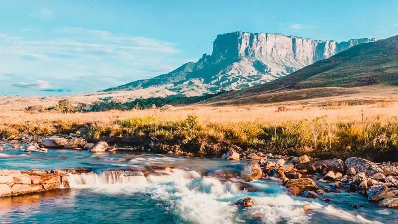 Roraima – Die besten Treks der Welt | Schönste Trekkingtouren weltweit