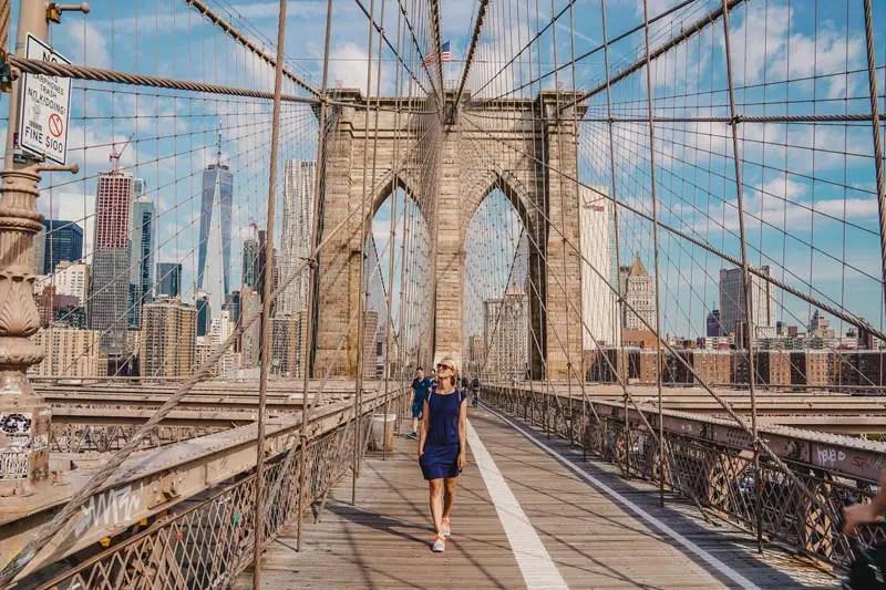 Brooklyn Bridge - Brooklyn Attracties