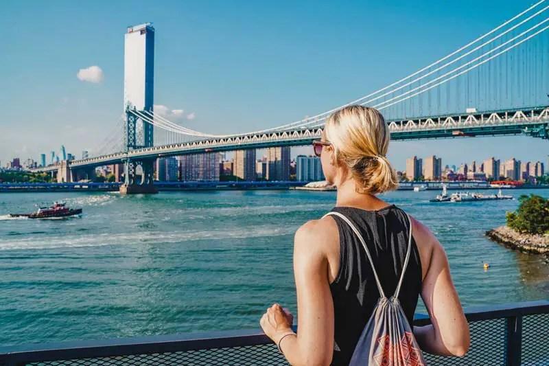 Manhattan Bridge – Brooklyn Sehenswürdigkeiten