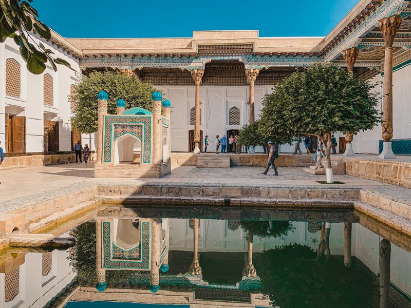 Buchara Highlights: Baha-ud-din Naqshband Bokhari