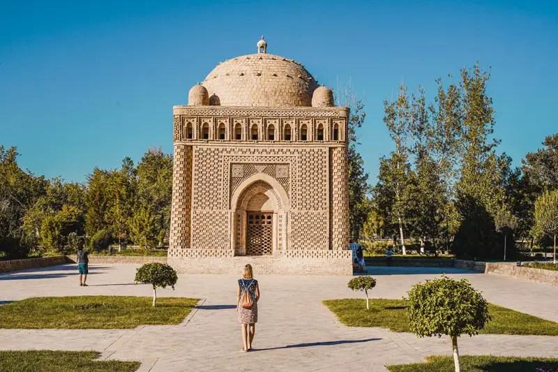 Bukhara bezienswaardigheden: het Samanid Mausoleum