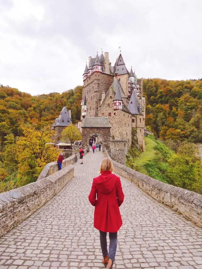 Rheinland-Pfalz Reisetipp Burg Eltz