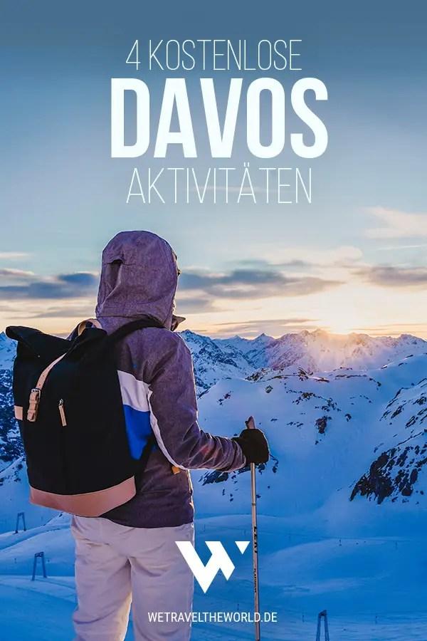 4 kostenlose Davos Aktivitäten