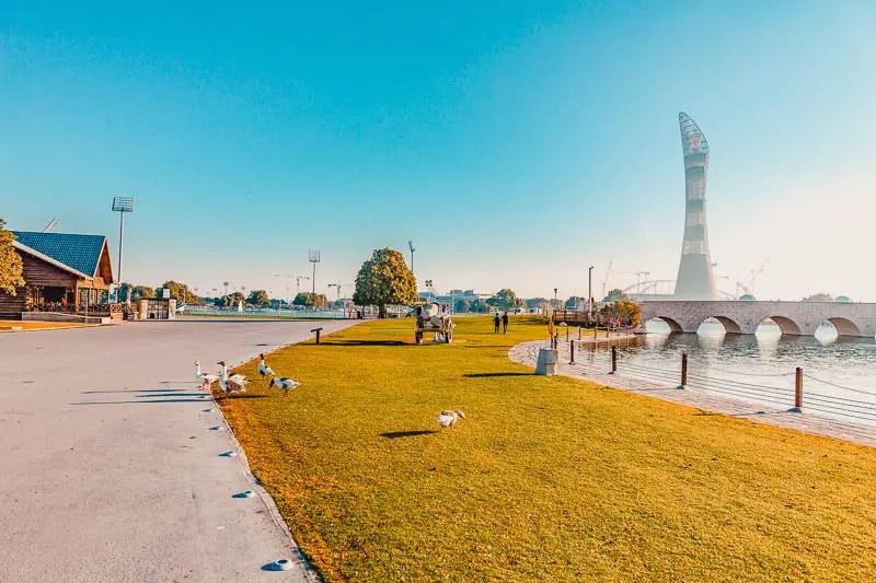 Aspire Park – Doha Sehenswürdigkeiten & Tipps