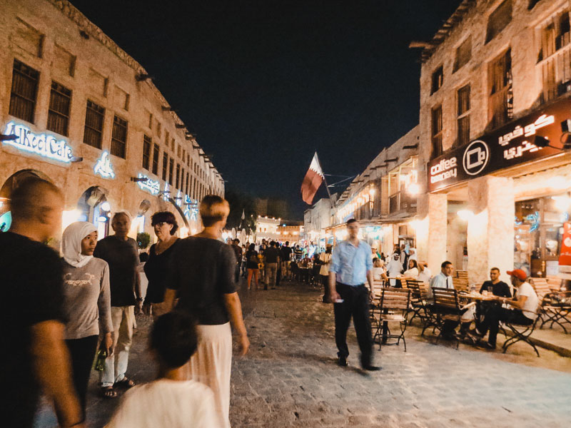 Souq Waqif – Doha Sehenswürdigkeiten & Tipps