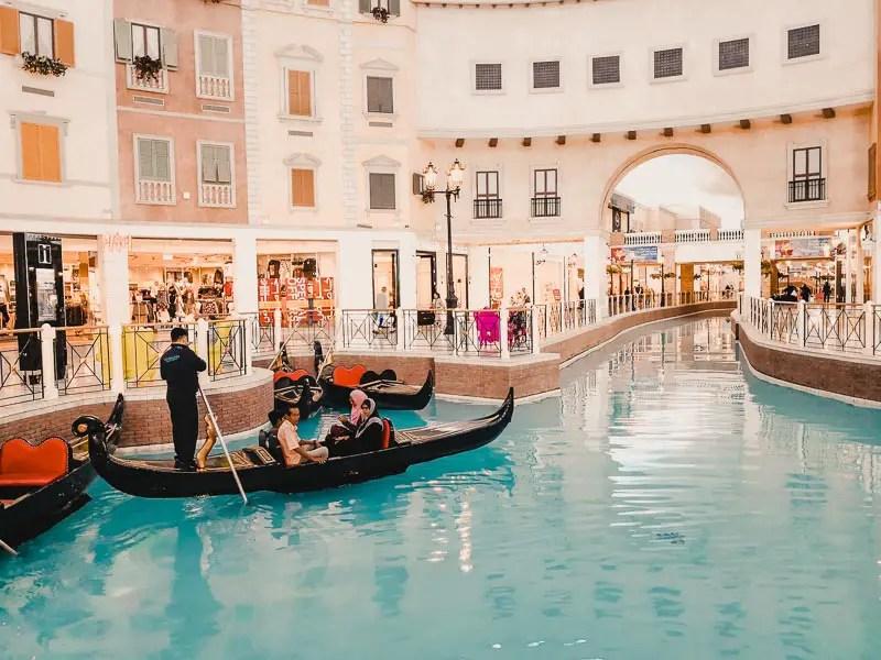 Villagio Mall – Doha Sehenswürdigkeiten & Tipps