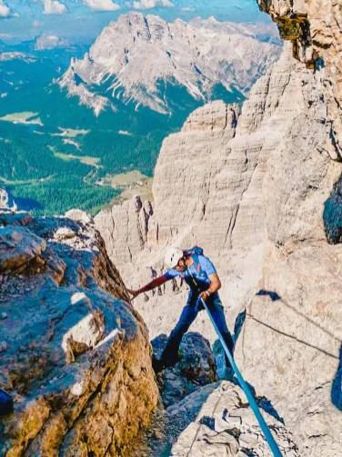 drei-zinnen_dolomiten_wandern_Drei-Zinnen-Klettern--Große-Zinne-–-Normalweg_02