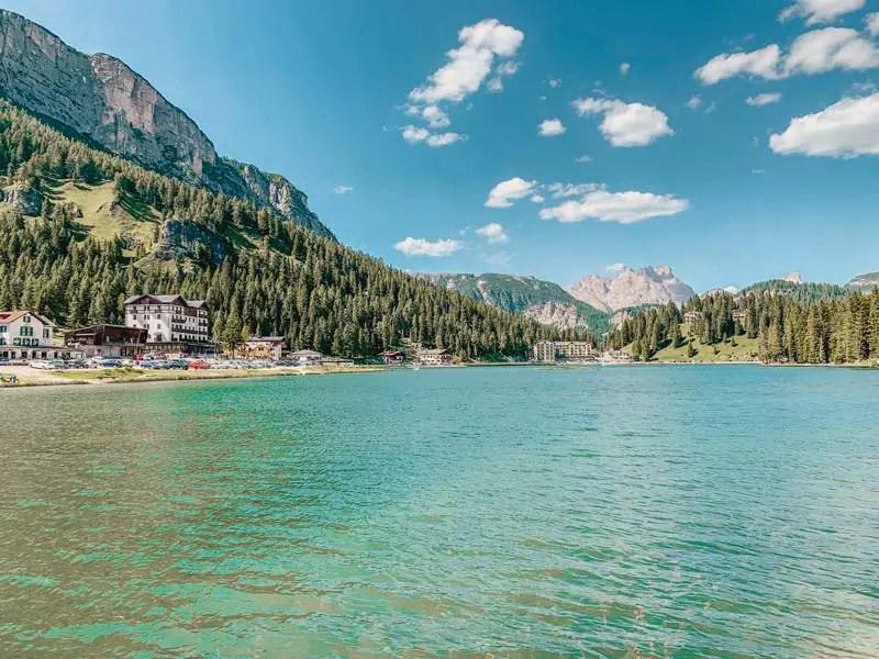 Lago di Misurina Drei Zinnen