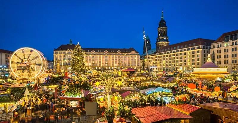 Bester Weihnachtsmarkt Deutschland.Die 7 Schönsten Weihnachtsmärkte In Deutschland
