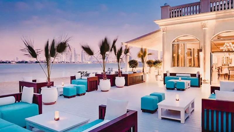 Dubai Hotels: Dubai schönste Hotels Kempinski Palm Jumeirah
