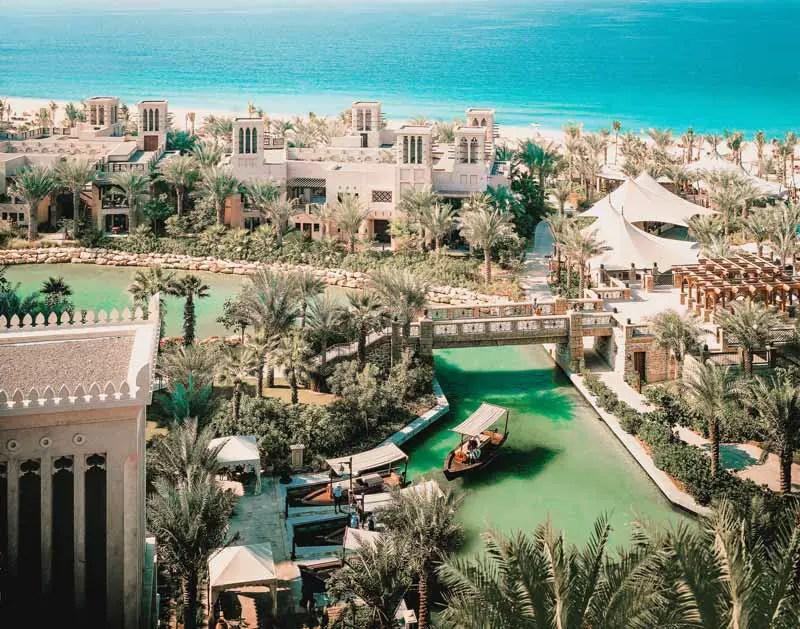 Dubai Hotels: Dubai schönste Hotels Jumeirah Dar Al Masyaf