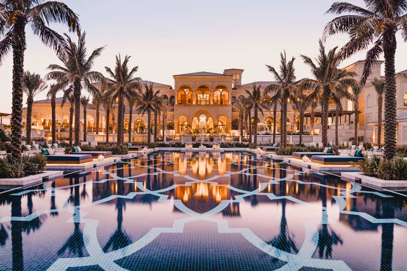 Dubai Hotels: Dubai schönste Hotels One and Only