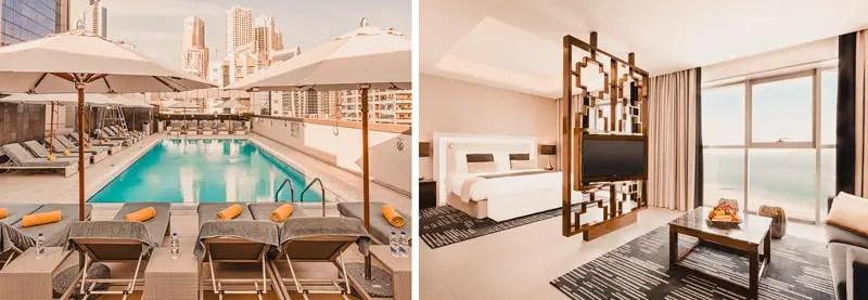 Dubai Hotels: Dubai schönste Hotels Wyndham Dubai Marina
