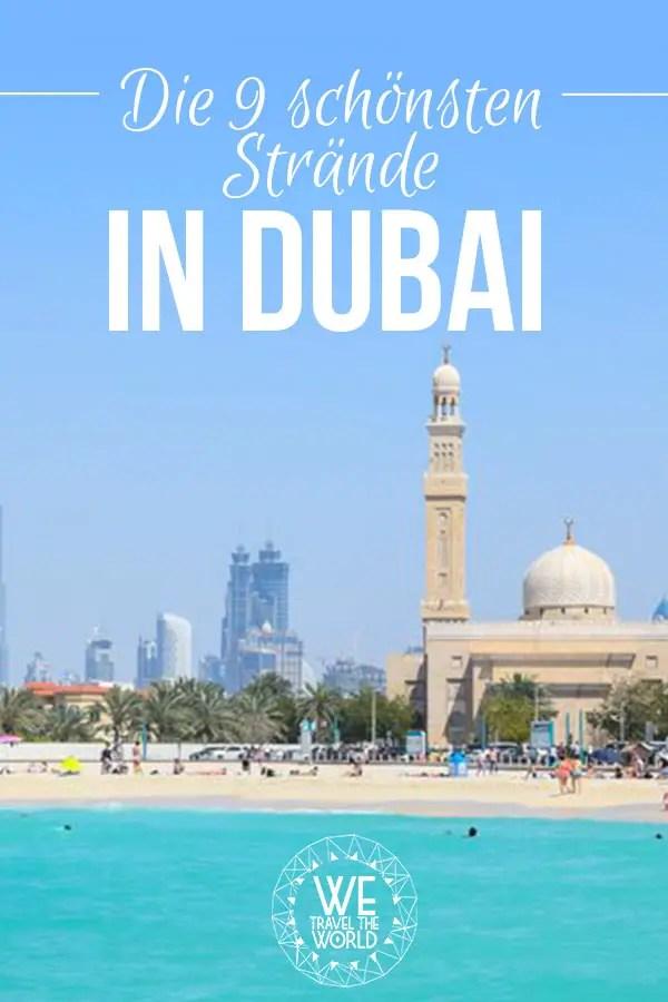 Dubai Reise Tipps – die schönsten Strände in Dubai. Alles was du für deinen Dubai Urlaub brauchst
