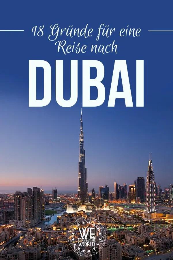 Dubai Tipps: Die besten Dubai Aktivitäten, Sehenswürdigkeiten und Dubai Must sees #reisetipps #dubai Bild: shutterstock - https://shutr.bz/2qnbuky