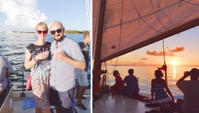 Key West Sehenswürdigkeiten sunset sail segeln