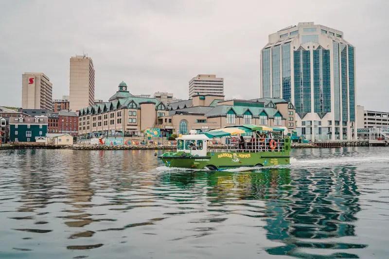 Harbour Hopper – Halifax Sehenswürdigkeiten