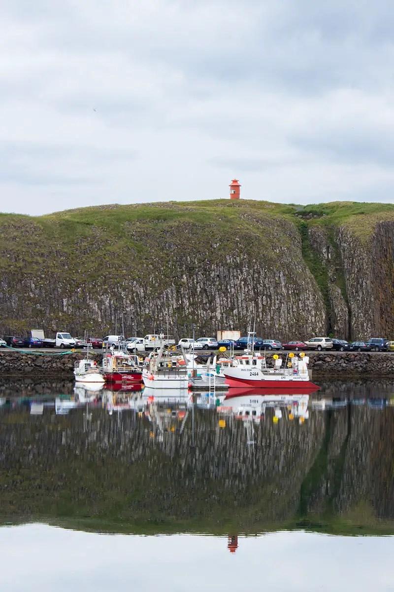 harbour stykkisholmur