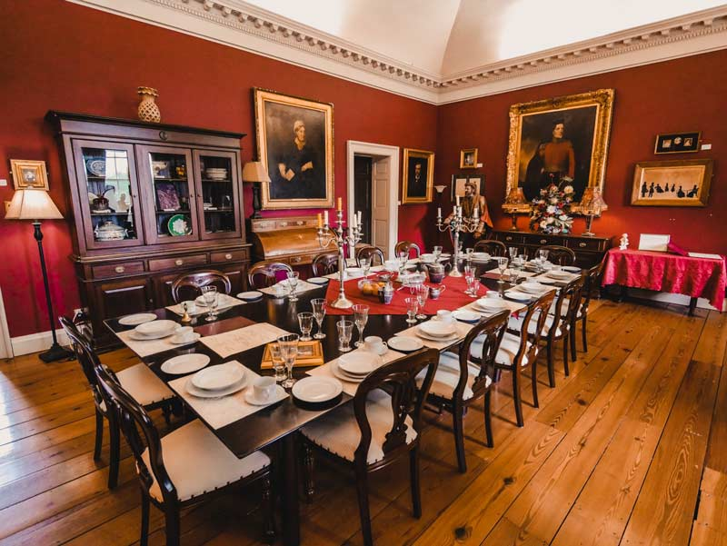 Boyle Kings House – Hausboot Irland Shannon Le Boat