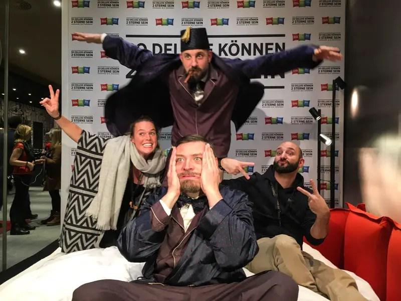 interview tobi und das bo ibis 2 sterne deluxe