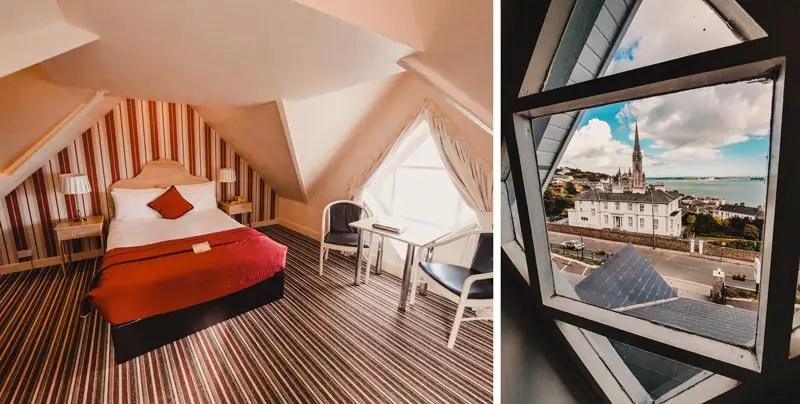 Bella Vista Hotel Irland Unterkünfte, Hotels und B&Bs