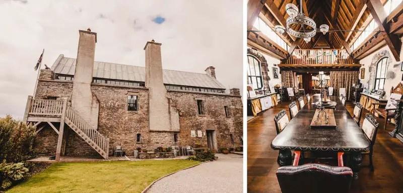 Baltimore Castle – Irlands Südosten Sehenswürdigkeiten