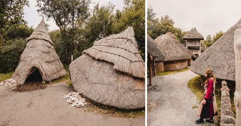 Irish National Heritage Park – Irlands Südosten Sehenswürdigkeiten